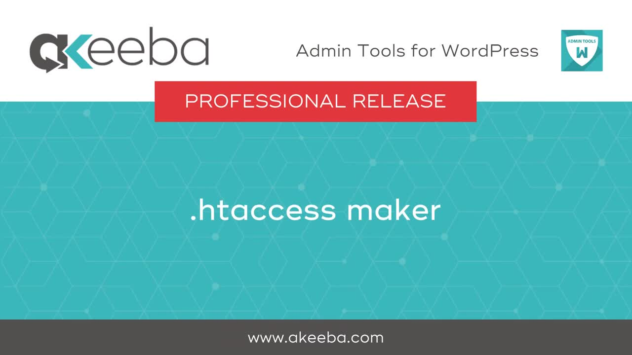 .htaccess maker