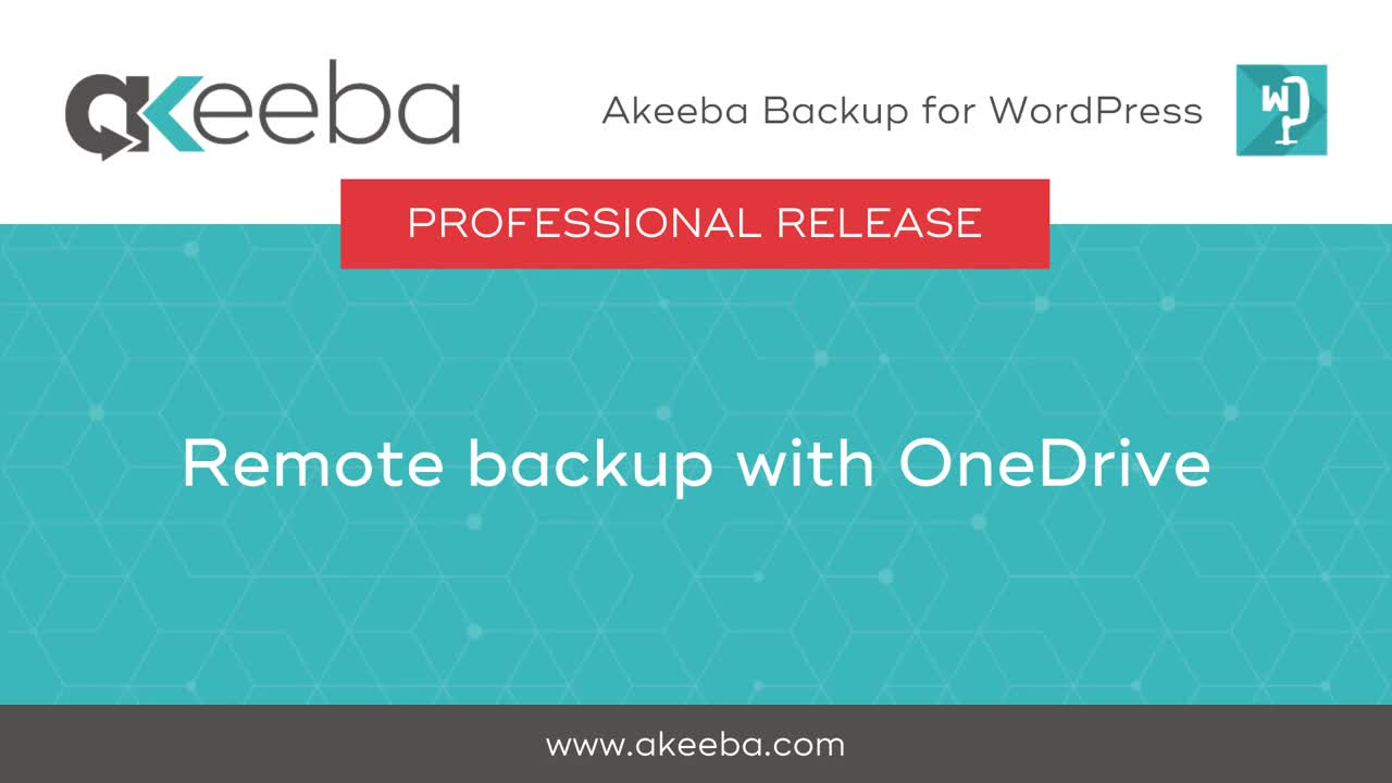 Remote Backup with OneDrive
